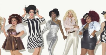 RuPaul's Drag Race Season 7 cast photo