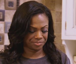 Kandi Buress is devastated after hearing A Mother's Love was cancelled on RHOA episode 12