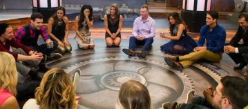 The Cast of Big Brother Canada 3 introduces themselves to each other on Episode 1