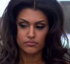 Naeha Sareen is not happy knowing her stuff is in the Vault on Big Brother Canada 3 Episode 1