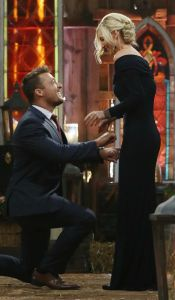 Chris Soules chooses Whitney Bischoff as his wife on The Bachelor Finale
