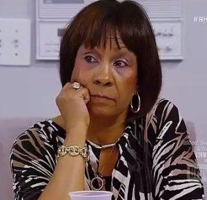 Mamma Joyce isn't so happy about Kandi Burruss moving to LA ion RHOA Season Finale