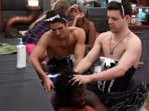 Kevin Martin and Zach Oleynik are punished on BBCAN3 episode 19