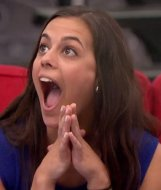 Pilar Nemer can't believe the Veto news on BBCAN3 episode 23