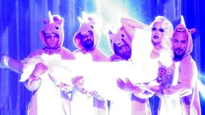 Pearl lipsynchs one last time on the finale of Ru Paul's Drag Race