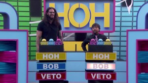 Austin and James face off in the week five knockout #HOH competition. #BB17