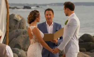Marcus Grodd and Lacy Faddoul get hitched on Bachelor in Paradise 2