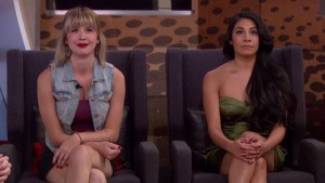 Steve nominates Meg and Jackie for eviction #BB17 #DoubleEviction