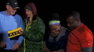 The leg isn't over and Simi and Ope are saved on The Amazing Race Canada 3