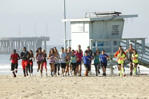 """A Little Too Much Beefcake""--Eleven new teams take off on the journey of a lifetime from Venice Beach, Calif. and head for Rio de Janeiro where teams take a thrilling helicopter ride and face a huge decision at the Fast Forward, on the season premiere of THE AMAZING RACE, Friday, Sept. 25 (8:00-9:00 PM, ET/PT), on the CBS Television NetworkPhoto: Robert Voets/CBS ©2015 CBS Broadcasting, Inc. All Rights Reserved"