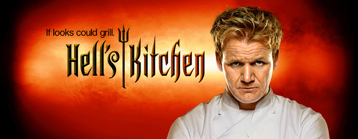Hell's Kitchen, Gordan Ramsay