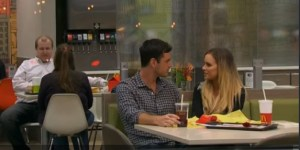 Ben Higgins, Amanda Stanton, The Bachelor