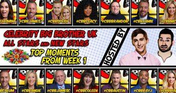 CBBUK 19: Week 1 Recap Show