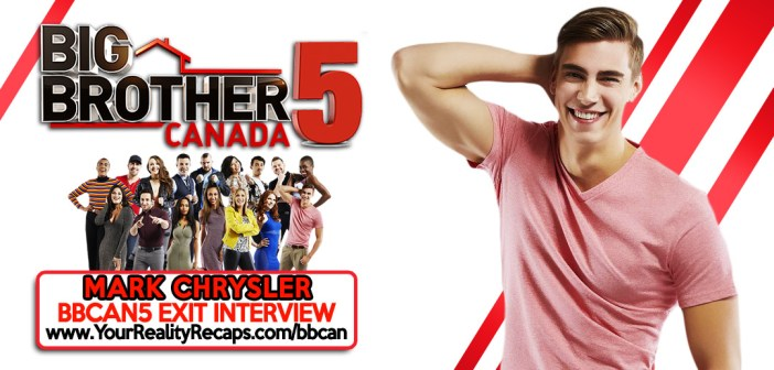 #BBCAN5 Exit Interview: Mark Chrysler