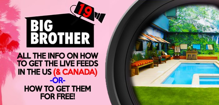Big Brother 19: How to Watch from Canada