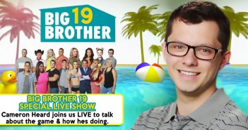 #BB19 Live Show With Cameron!