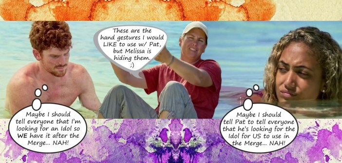 Survivor 35: Heroes Healers Hustlers Blog Recap Ep3: My Kisses Are Very Private