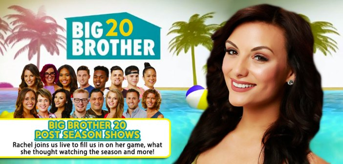 BB20 POST SEASON SHOWS: Rachel Swindler