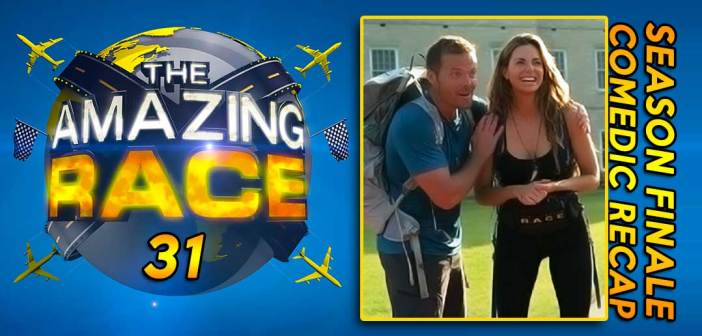 THE AMAZING RACE 31:  Season Finale Recap Show