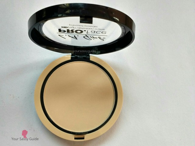 LA Girl Pro Face HD Matte Pressed Powder Classic Ivory