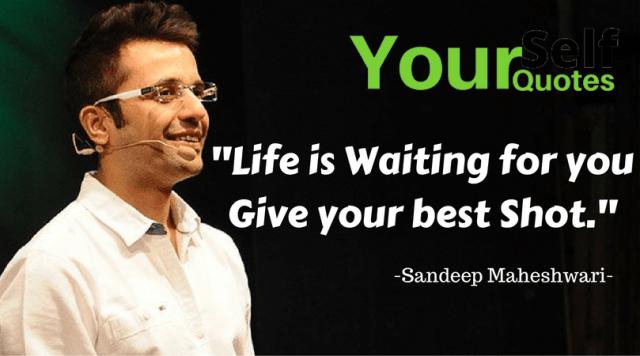 Best Sandeep Maheshwari Quotes
