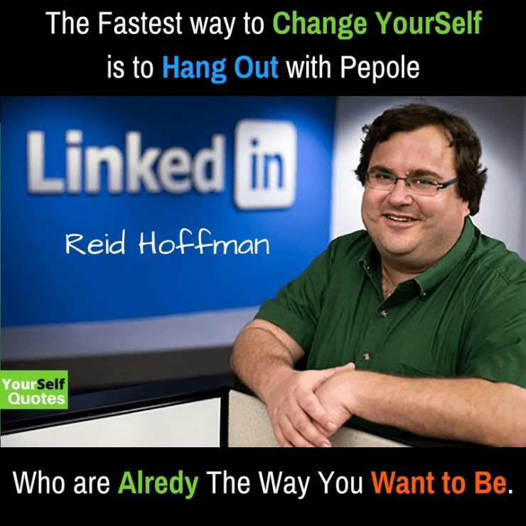 Yourself Quotes By Reid Hoffman