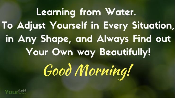 Beautifully Good Morning Images