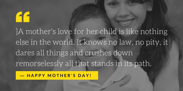 Happy Mothers Day Quotes Photos - Happy Mother's Day Wishes, Quotes, Messages to Send to Your Mom