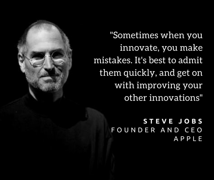 Steve Jobs Quotes on Innovation