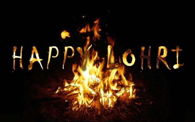 Happy Lohri Images, Wallpaper, Photo