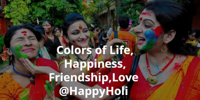 Best Holi Pictures