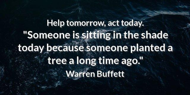 Best Warren Buffett Quote