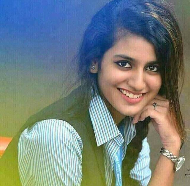 Priya Prakash Varrier Wiki | Biography | Lifestyle