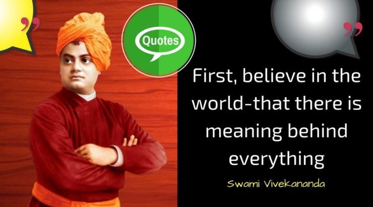 Best Quotes of Swami Vivekananda
