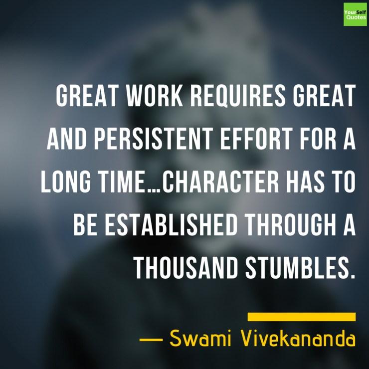 Motivational Quotes of Swami Vivekananda