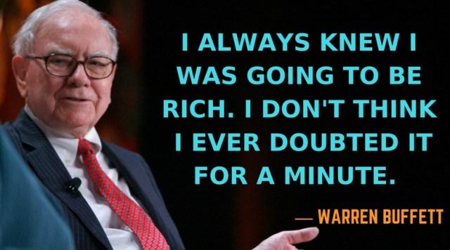 Famous Warren Buffett Quotes