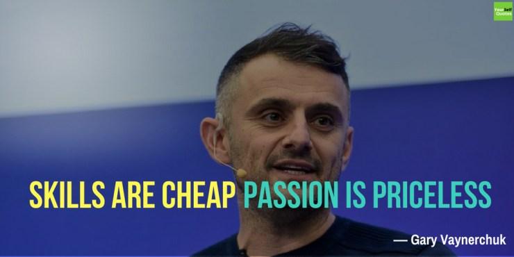 Gary Vaynerchuk Quotes on Passion