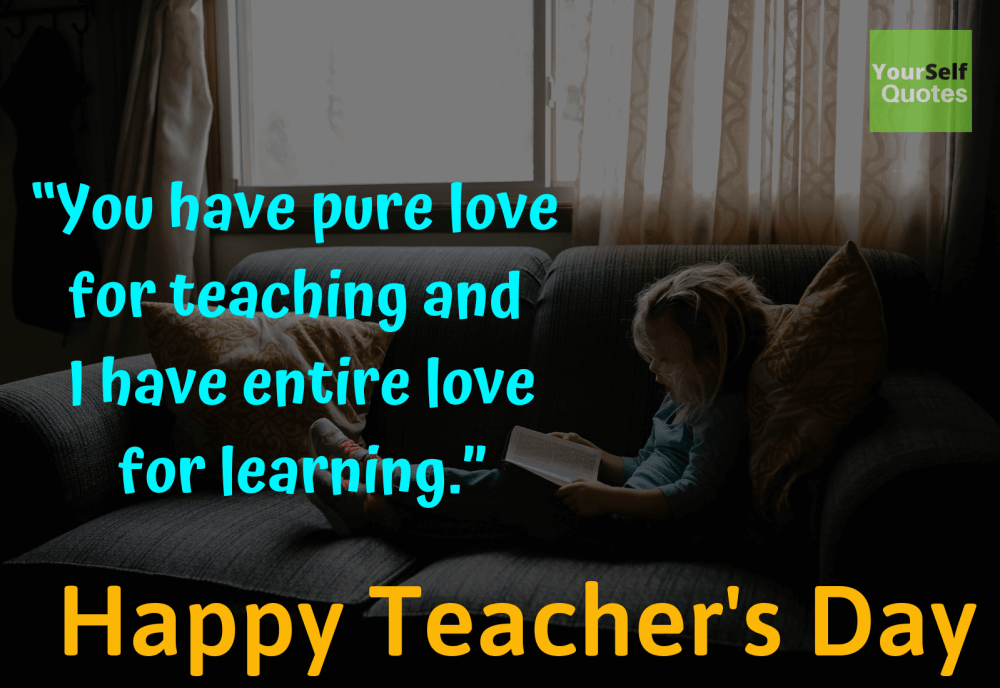 Best Teacher Day Quote and Wishes