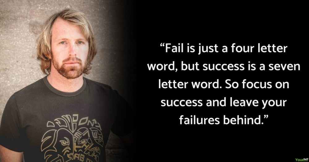 Failures in Life Quotes
