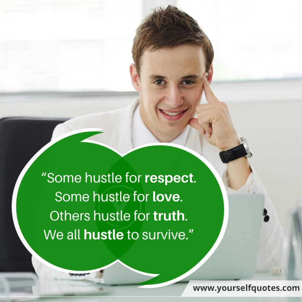 Hustle Quotes Sayings
