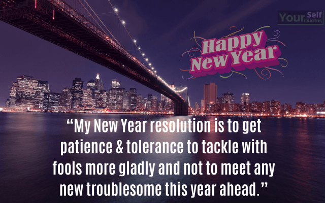 New Year Resolution Quote - Best New Year's Resolution Quotes Ideas to inspire You for 2020