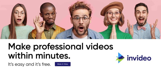 invideo create professional online videos image - How To Make Birthday Video Presentation Online In Easy Steps