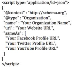 sample json schema