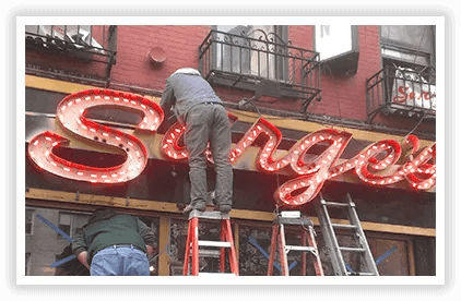 Neon Sign Conversion in New York and New Jersey