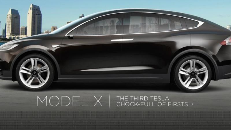 Tesla Model X Australia