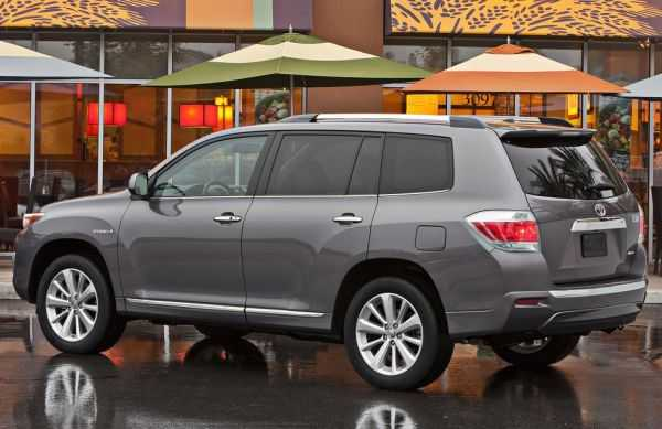 Toyota Highlander Hybrid Offers Best Mileage with Uncompromised Quality