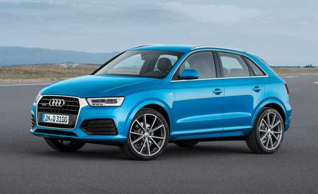2016 Audi Q3 Revealed: Offers Great Interiors and Quiet Smooth Ride