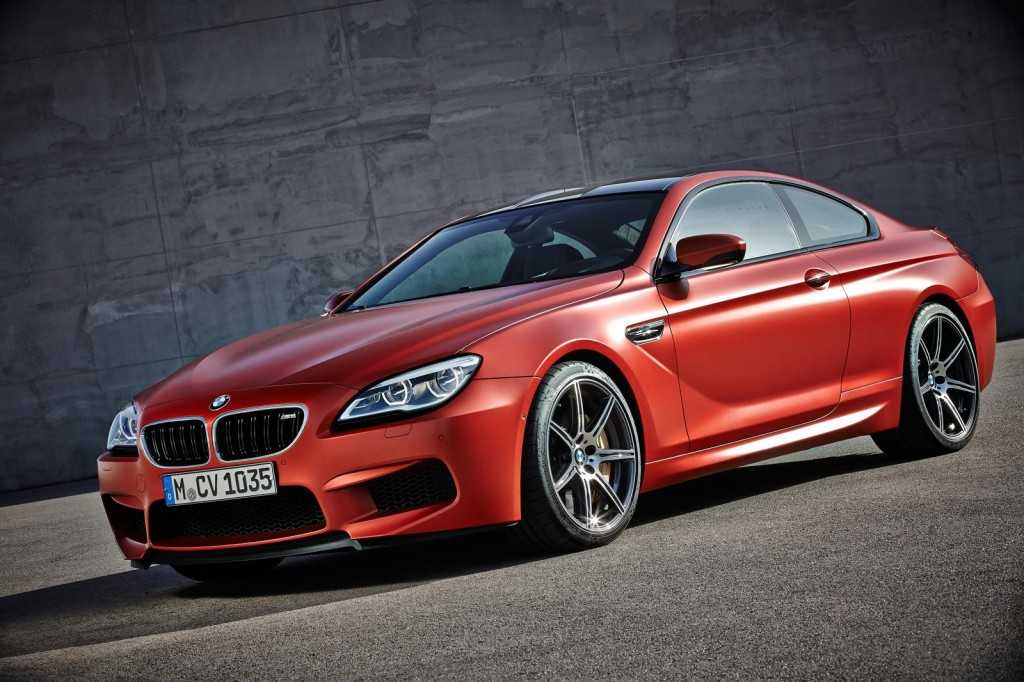 2016 BMW M6 Offers Luxury Options and High-Tech Specs
