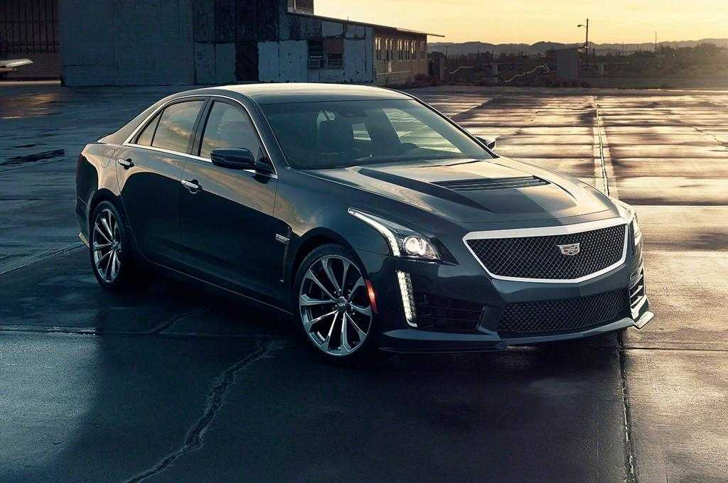 2016 Cadillac CTS-V – Monster Sedan Embodied in Luxury