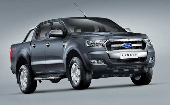 New 2016 Ford Ranger All Set to Hit the Road